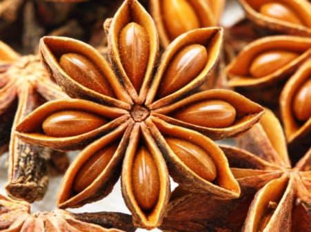 насіння анісу