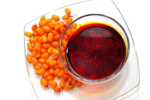 Обліпихове масло: корисні властивості