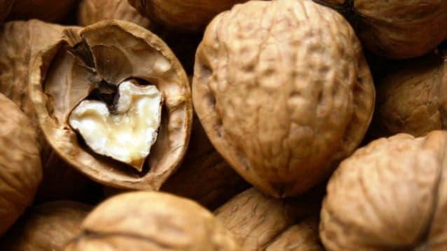 Плоди волоського горіха та їх склад