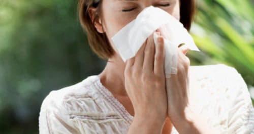 Лікування алергічного риніту народними засобами