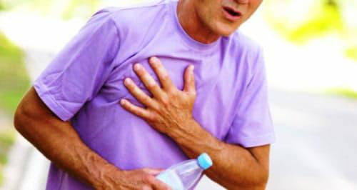 Лікування серцевої задишки народними засобами