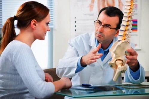 При симптомах защемлення сідничного нерва