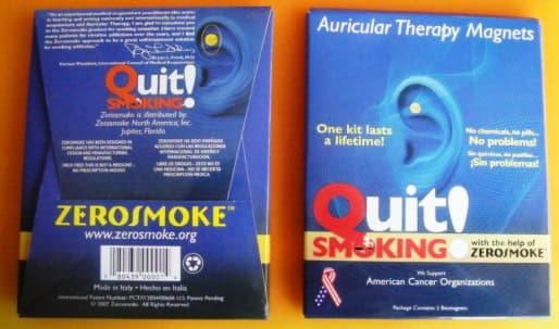 Відгуки про магніти проти куріння