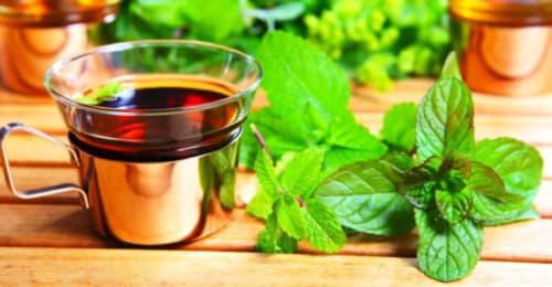 Чай з мелісою: користь і шкода