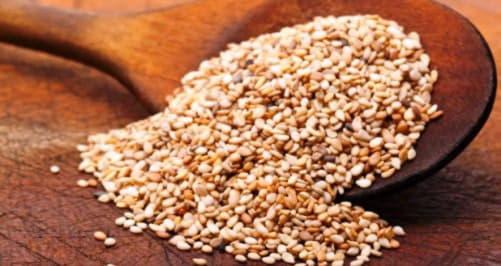 Кунжутне насіння: користь і шкода