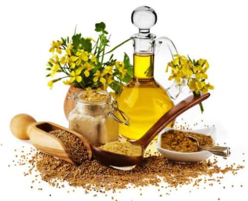Протипоказання до застосування гірчичної олії