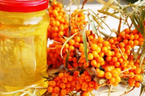 Рецепти приготування обліпихового масла