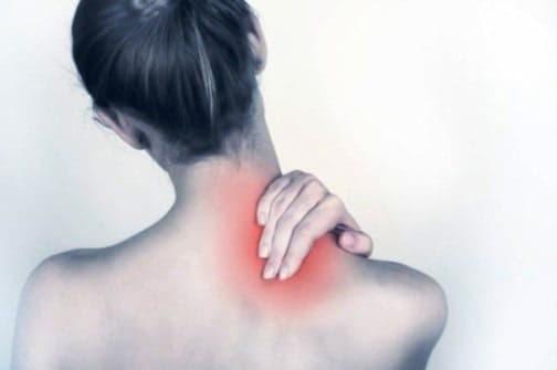 Біль у шиї з одного боку
