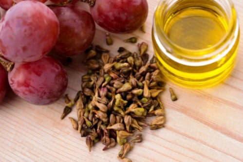 Виноградан олія в салатах, і в ваннах: способи вживання