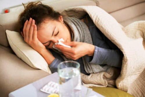 Як визначити застуда чи грип