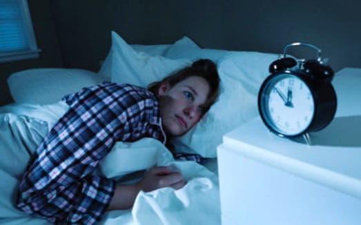 Методи боротьби з безсонням
