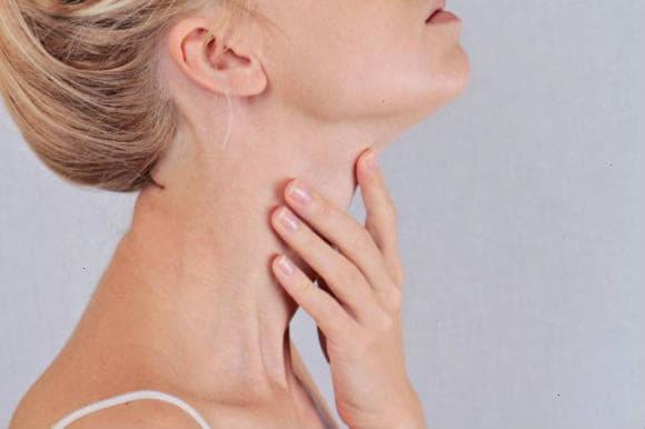 Зоб щитовидної залози: симптоми і лікування народними засобами