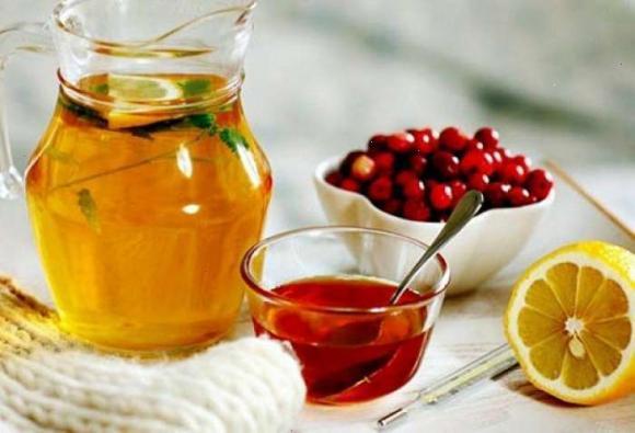 Мед при застуді - народні рецепти для дітей і дорослих