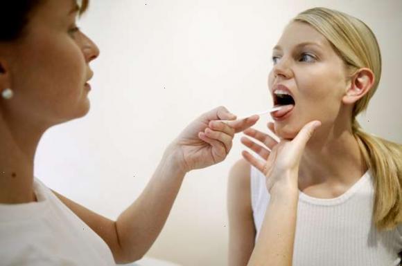 Полоскання горла при ангіні - рецепти розчинів для дітей та дорослих