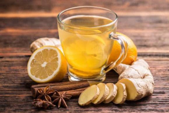 Імбир від кашлю - рецепти з медом, молоком і лимоном для дітей і дорослих
