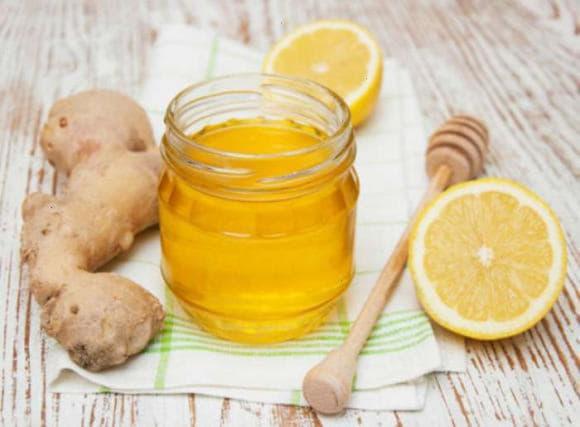 Імбир, мед, лимон для підвищення імунітету - рецепт приготування суміші