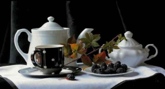Чай з ожини