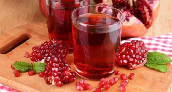 Гранатовий сік - найкорисніший напій