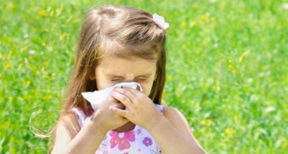 Літня застуда - причини і симптоми