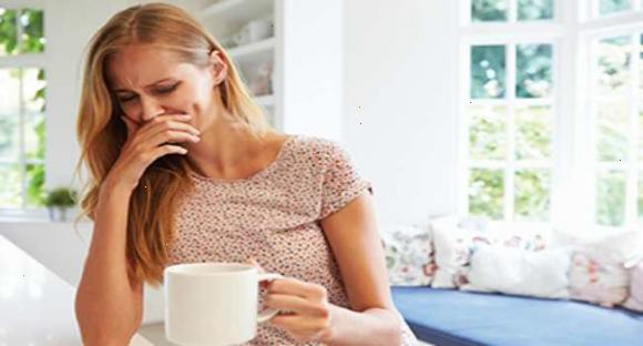 Металевий присмак у роті при вагітності