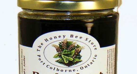 Ожиновий мед - застосування та корисні властивості
