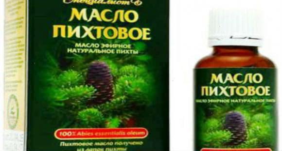 Олія ялиці, при лікуванні остеохондрозу